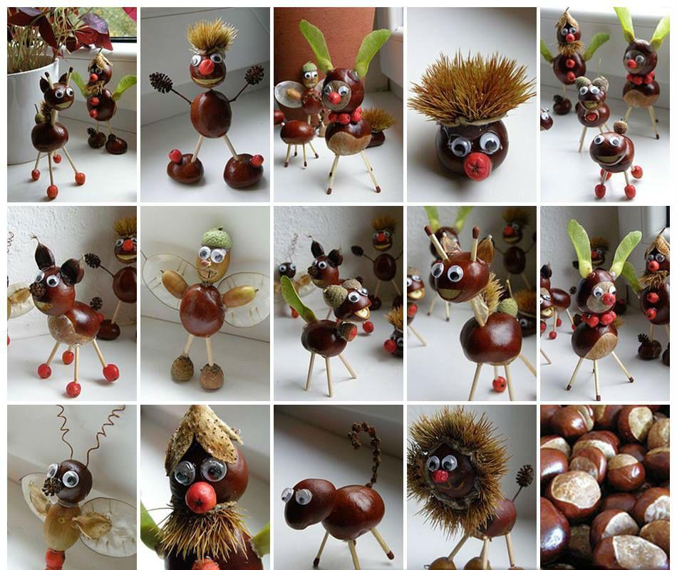 Horse Chestnut Craft Ideas