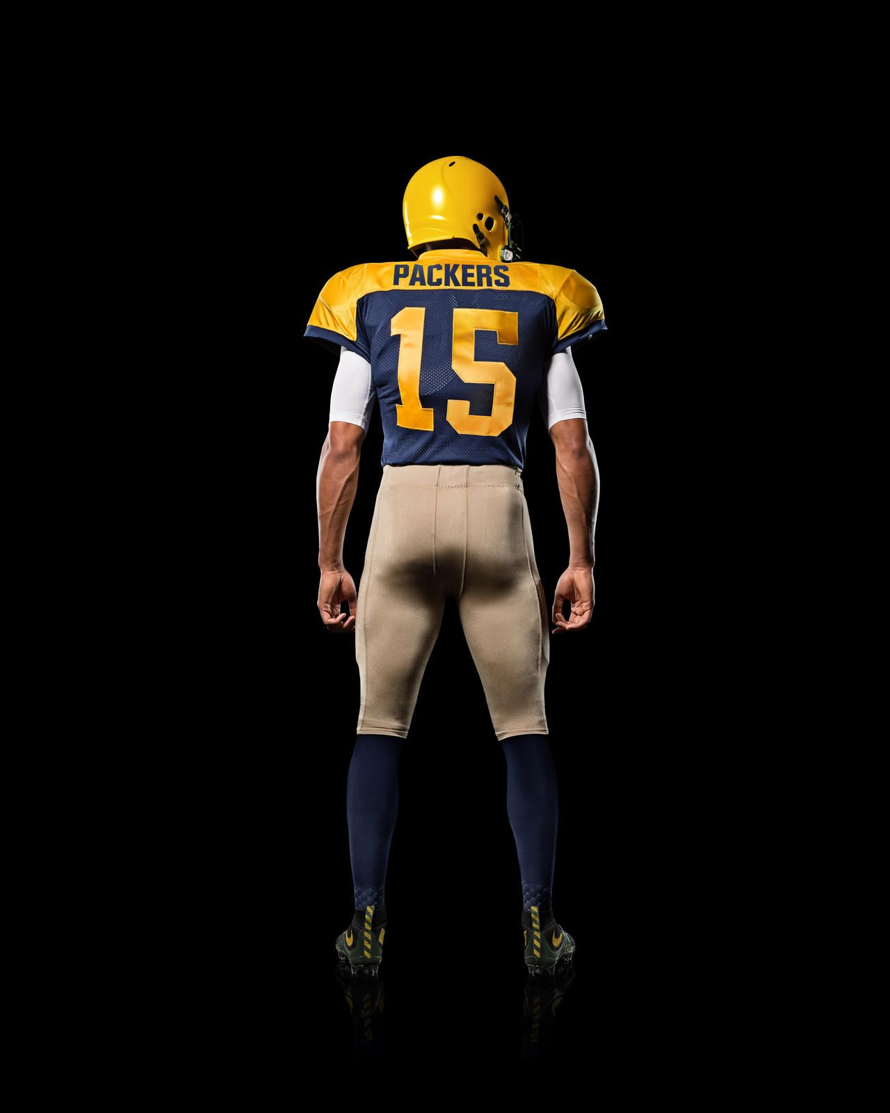 Green Bay Packers Go Old School With New Nike Alternate Uniform Green Bay Packers Green Bay New Nike