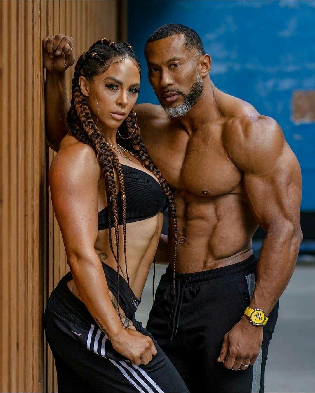 Fitness Couple Motivation Pics