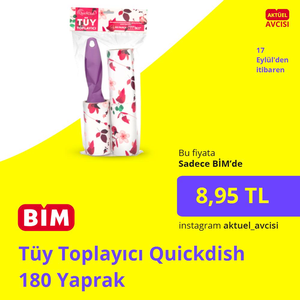 Tuy Toplayici Bim Aktuel