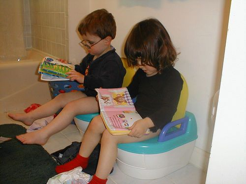 Raising Three Girls: Toilet Training in Less than a Day