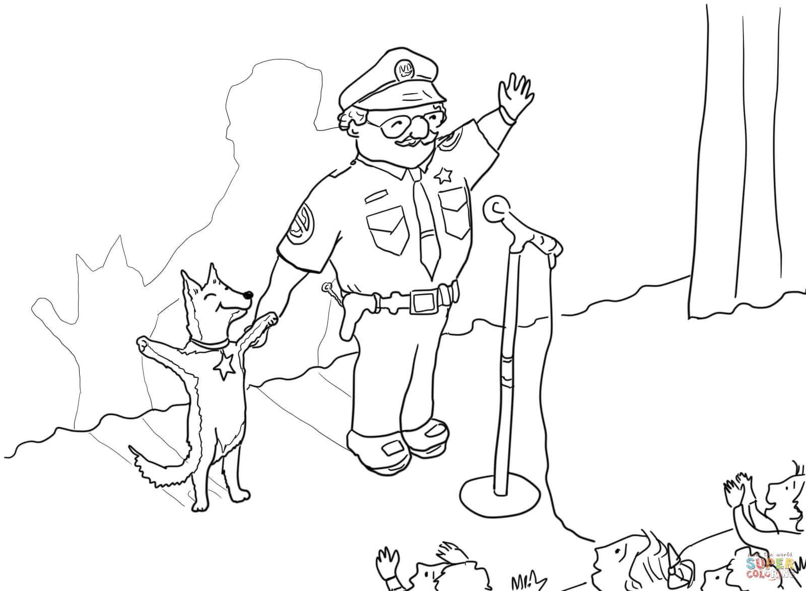 Worksheets Officer Buckle And Gloria Worksheets officer buckle and gloria taking a bow on stage coloring page page