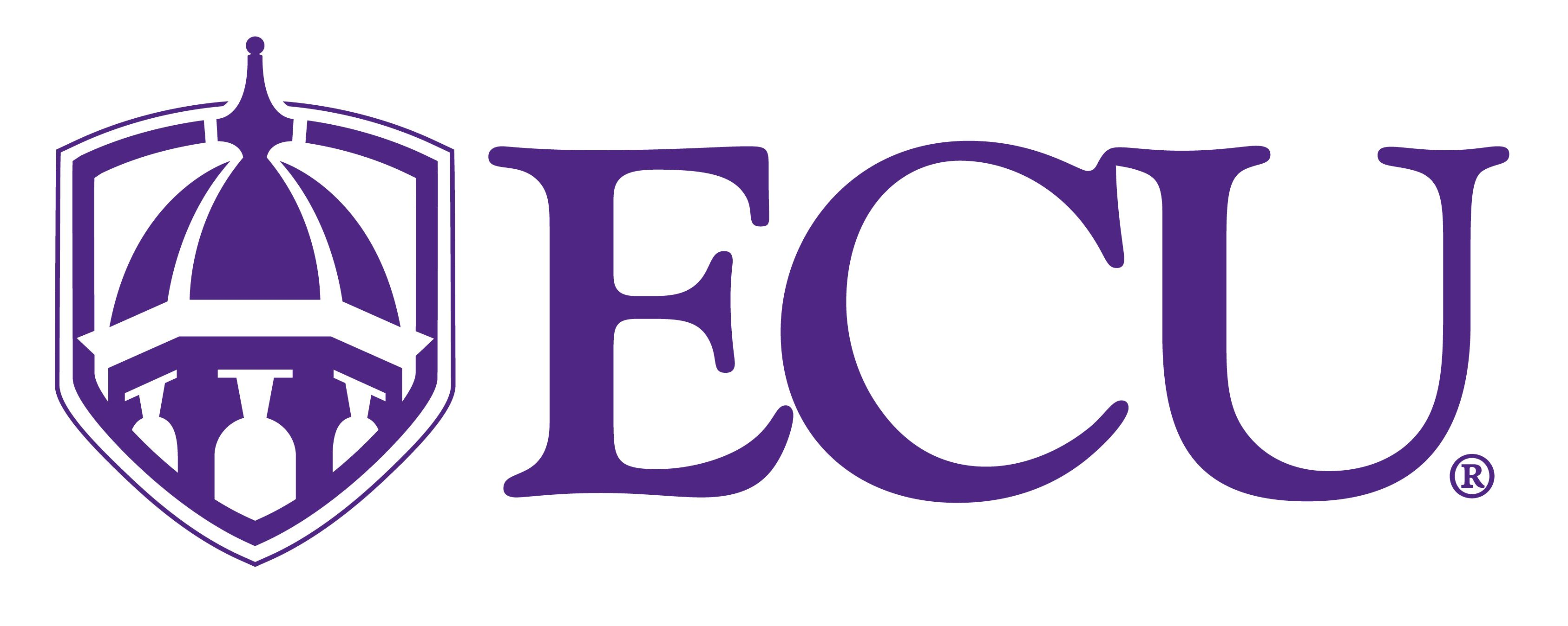 East Carolina University Logo Colleges in North Carolina