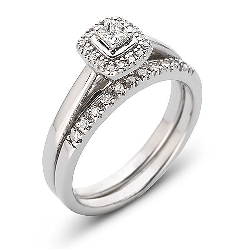 Jcpenney I Said Yes pretty and inexpensive Vintage Engagement