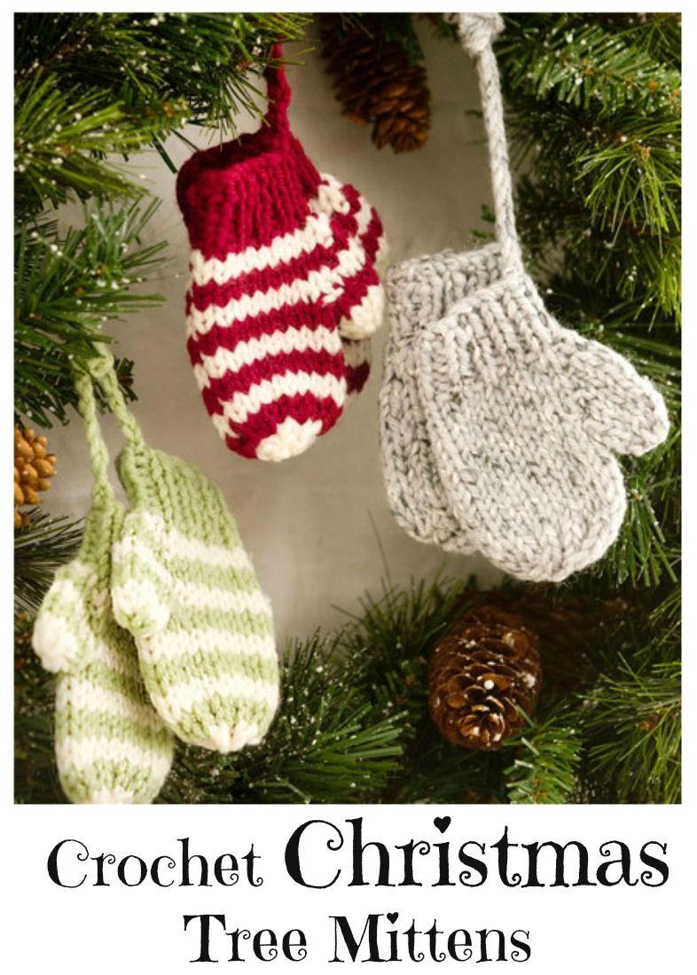 Crochet Christmas Ornaments You Need This Year | Crochet christmas ...