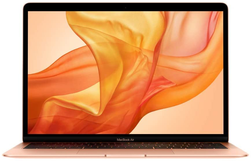 Apple Macbook Air 2019 Model 13 Inch Intel Core I5 1 6ghz 8gb 128gb Mvfm2 Eng Kb Gold Macbook Air 13 Inch Apple Macbook Apple Macbook Air