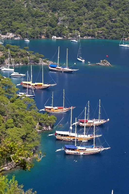 The Aegean Sea - Turkey
