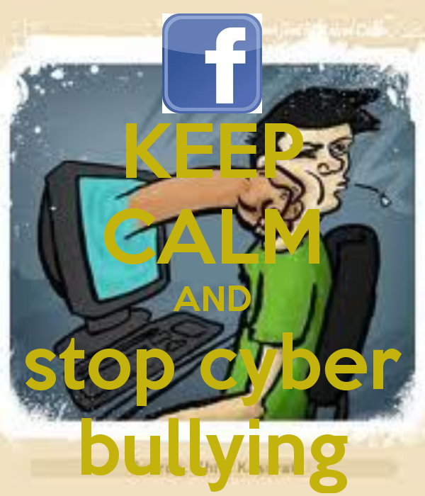 Keep Calm And Stop Cyber Bullying Stop Cyber Bullying Bullying Bullying Quotes