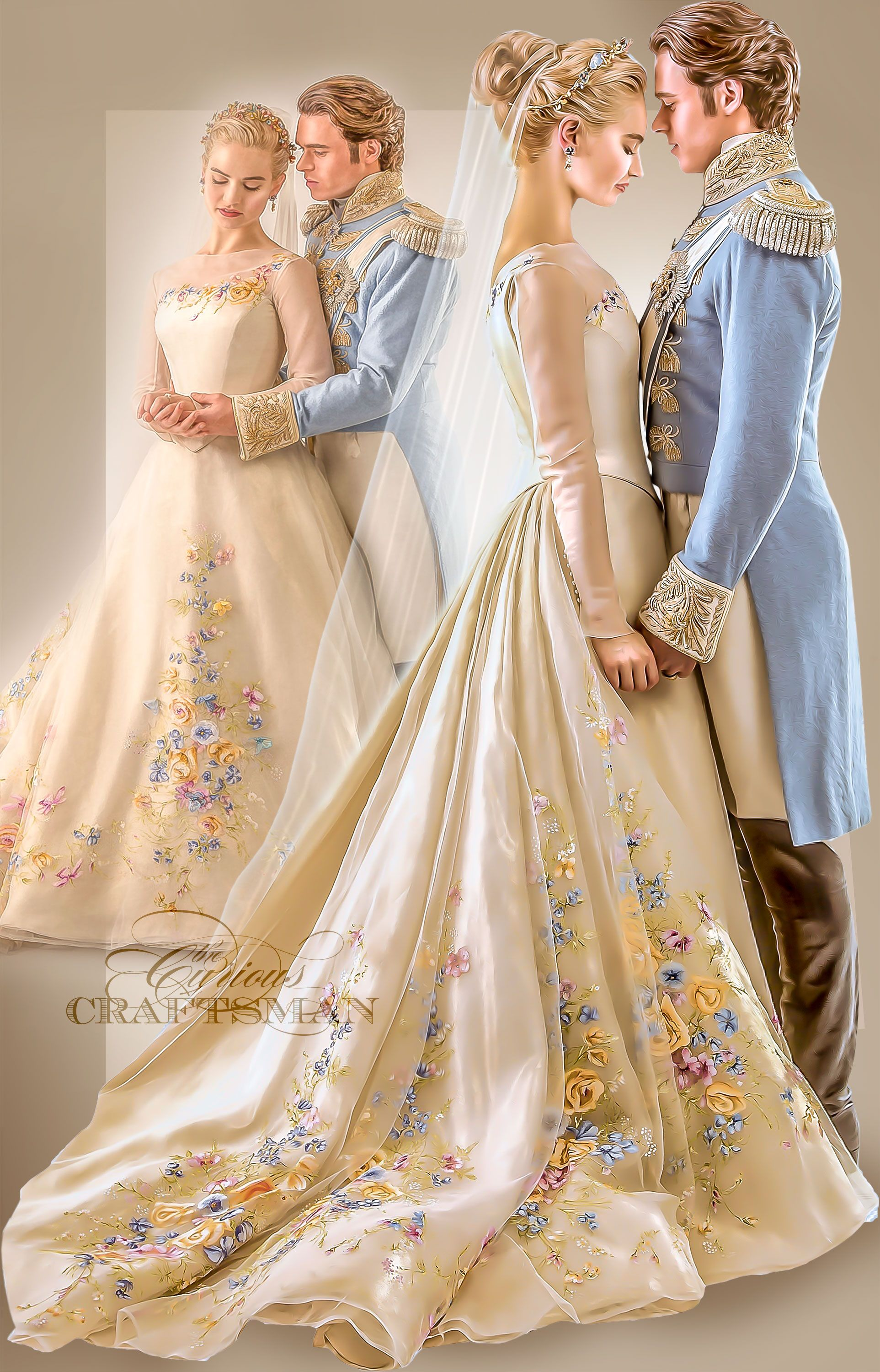 Pin By Veerle L On A Good Mystery In 2020 Wedding Dresses Cinderella Cinderella Dresses Disney Dresses