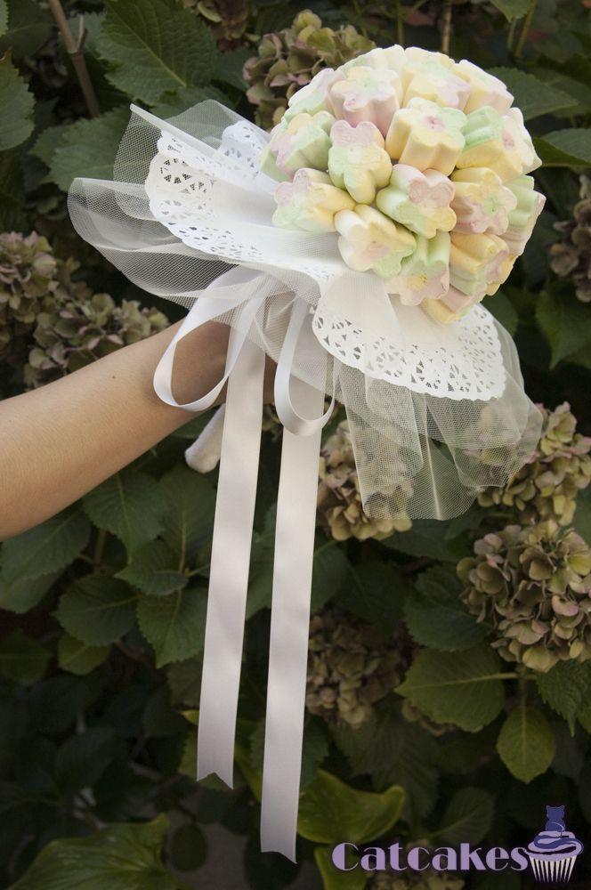 marshmallow flowers bouquet | IDEAS GENERAL | Pinterest ...