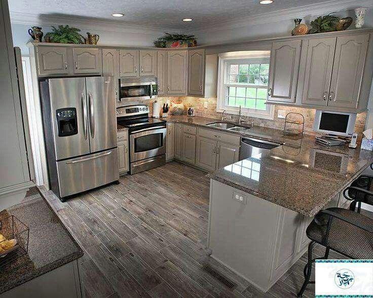 L Shape Kitchen Kitchen Remodel Small Kitchen Design Small Kitchen Layout