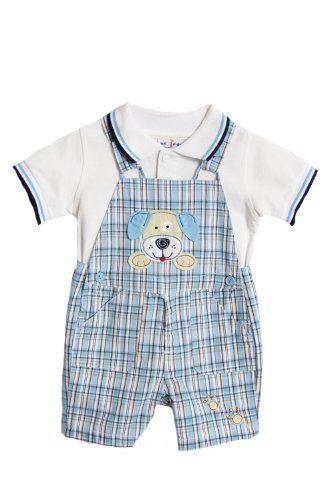 801d8a2f2ac Kids Infant Boys (12-24 months) 2 pc blue plaid