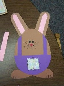 easter bunny craft pinterest bunny crafts easter and bunny