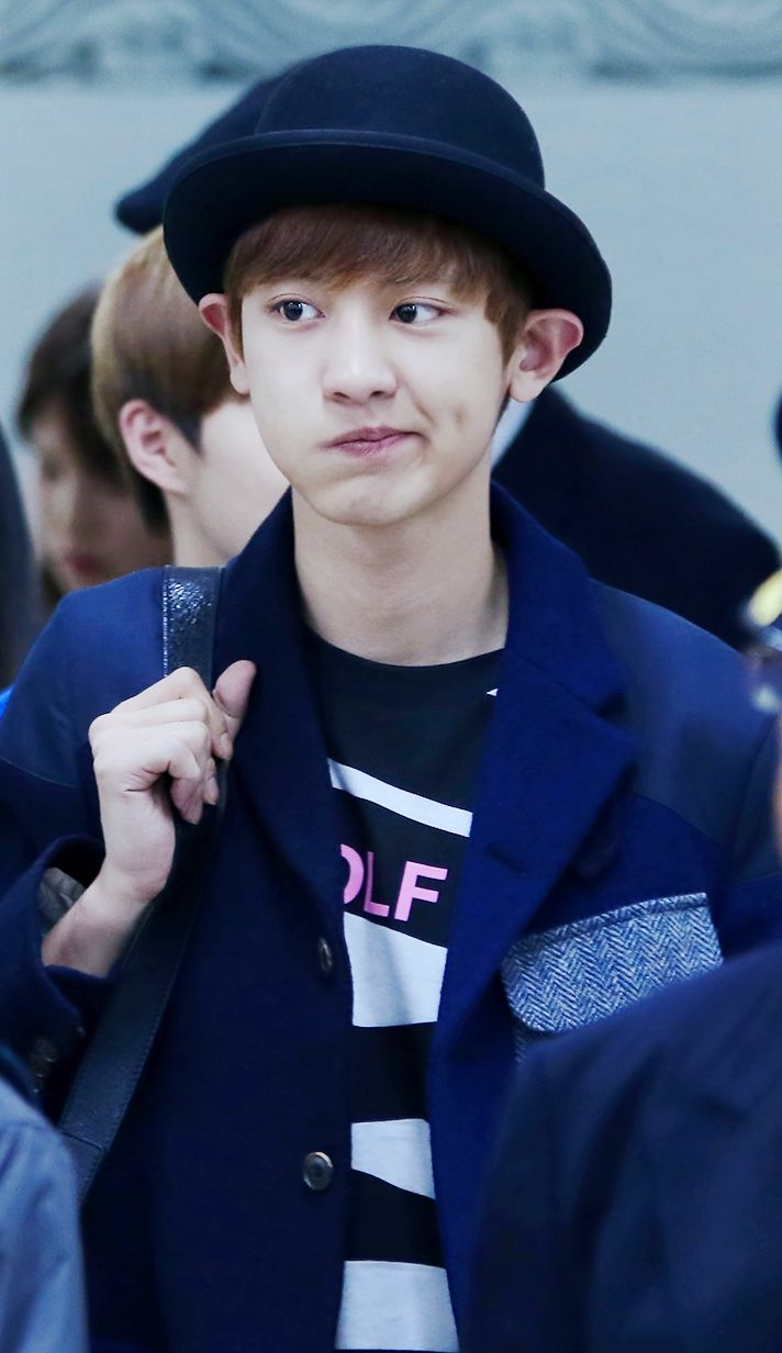 cd657a1866cd Chanyeol. his ears....