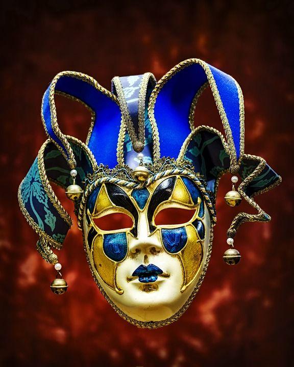 "Colombina /""velluto/"" Vénitiens Masque Carnaval Venise"