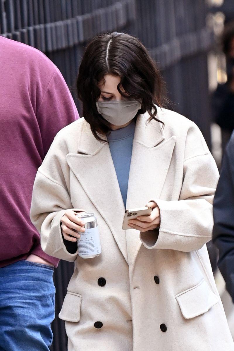 New York Nyc January 17 2021 In 2021 Selena Selena Gomez Selena Gomez Daily