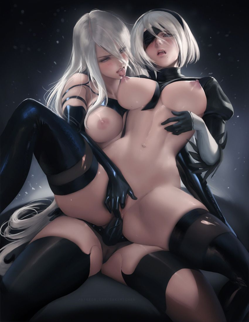 nier: automata hentai & porn 2b : photo | イラスト | pinterest