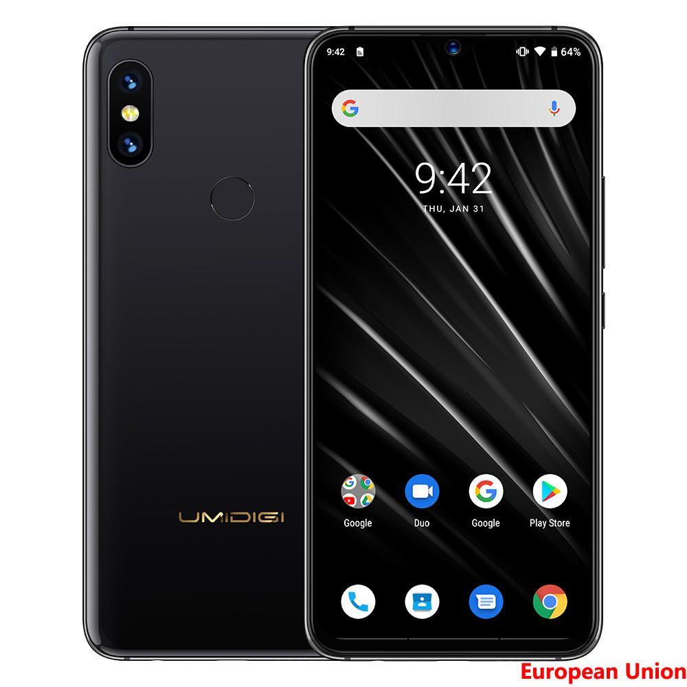 UMIDIGI S3 Pro 6.3 Inch FHD+ 5150mAh Android 9.0 48MP+12MP