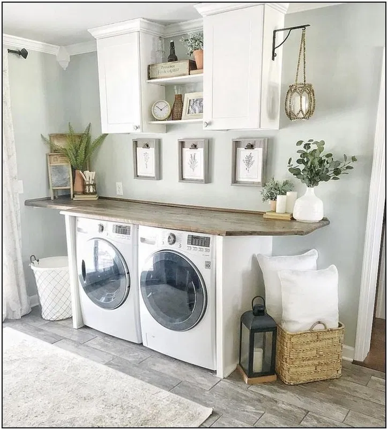 Laundry room organization Laundry-room-organization Laundry room design Laundry rooms Small laundry rooms Laundry room storage Mud rooms Laundry closet Laundry Drying racks Ironing boards Remodels and restorations Architecture Laundry room makeovers