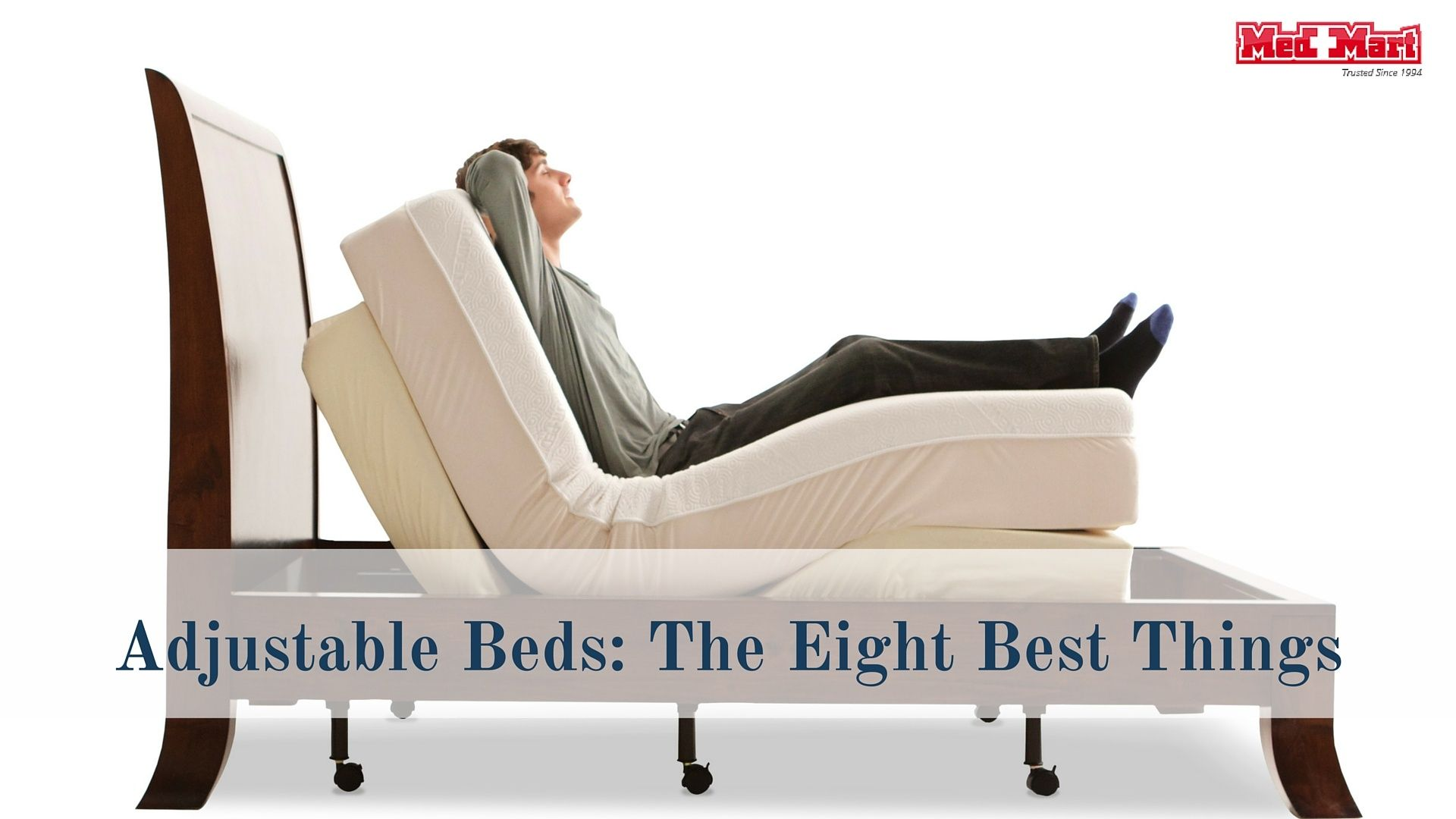Check out 8 benefits AdjustableBeds provide to your sleep