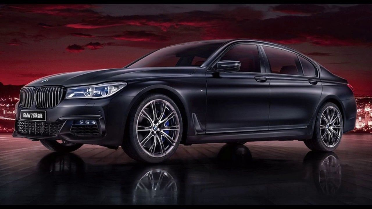 2020 Bmw 7 Series New Modern Car With New Features The Latest