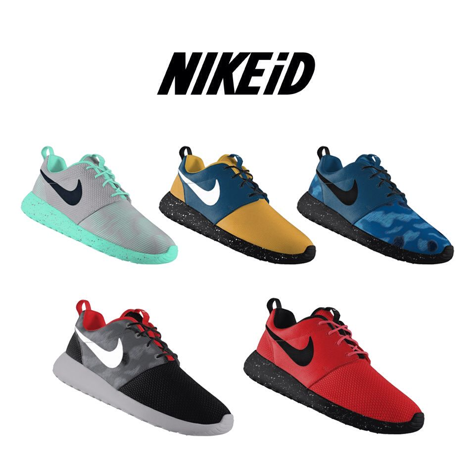 f9238514b0f11 There s some sweet new options available for the  NIKE ROSHE RUN through   nikeid