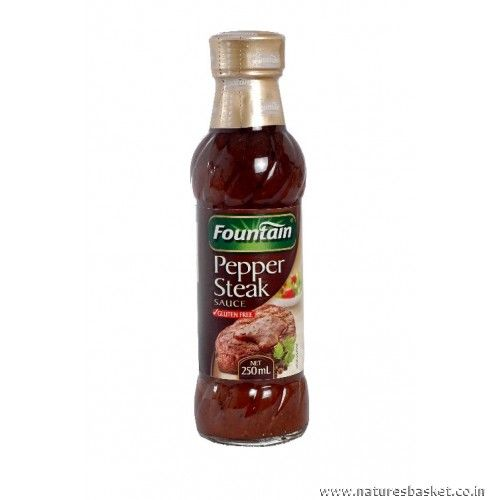 Pepper Steak Sauce Rs 275 For 250ml Steak Sauce Pepper Steak Pepper Sauce For Steak