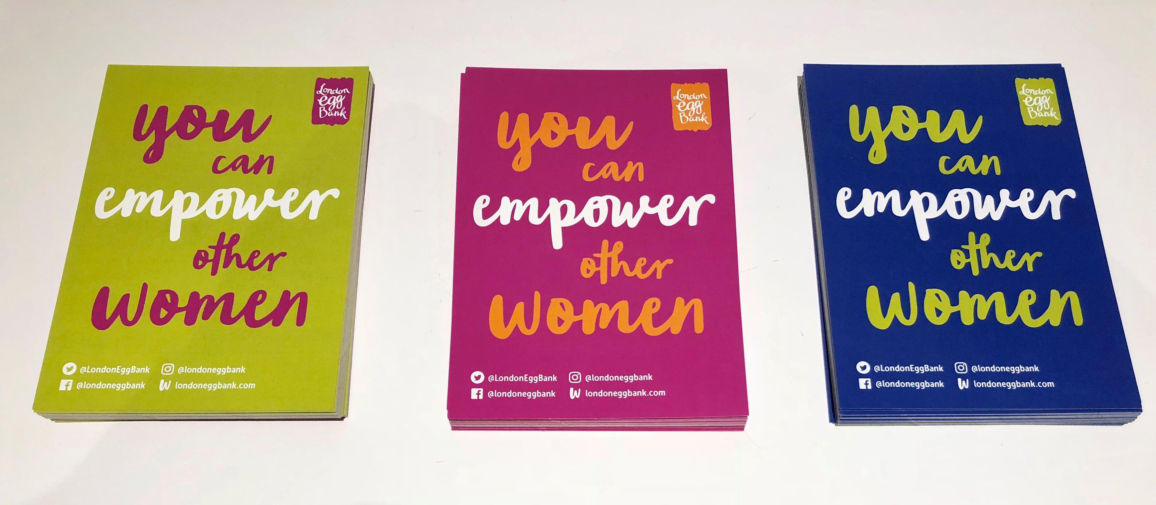 Empower other women a shortage of donors in the uk means
