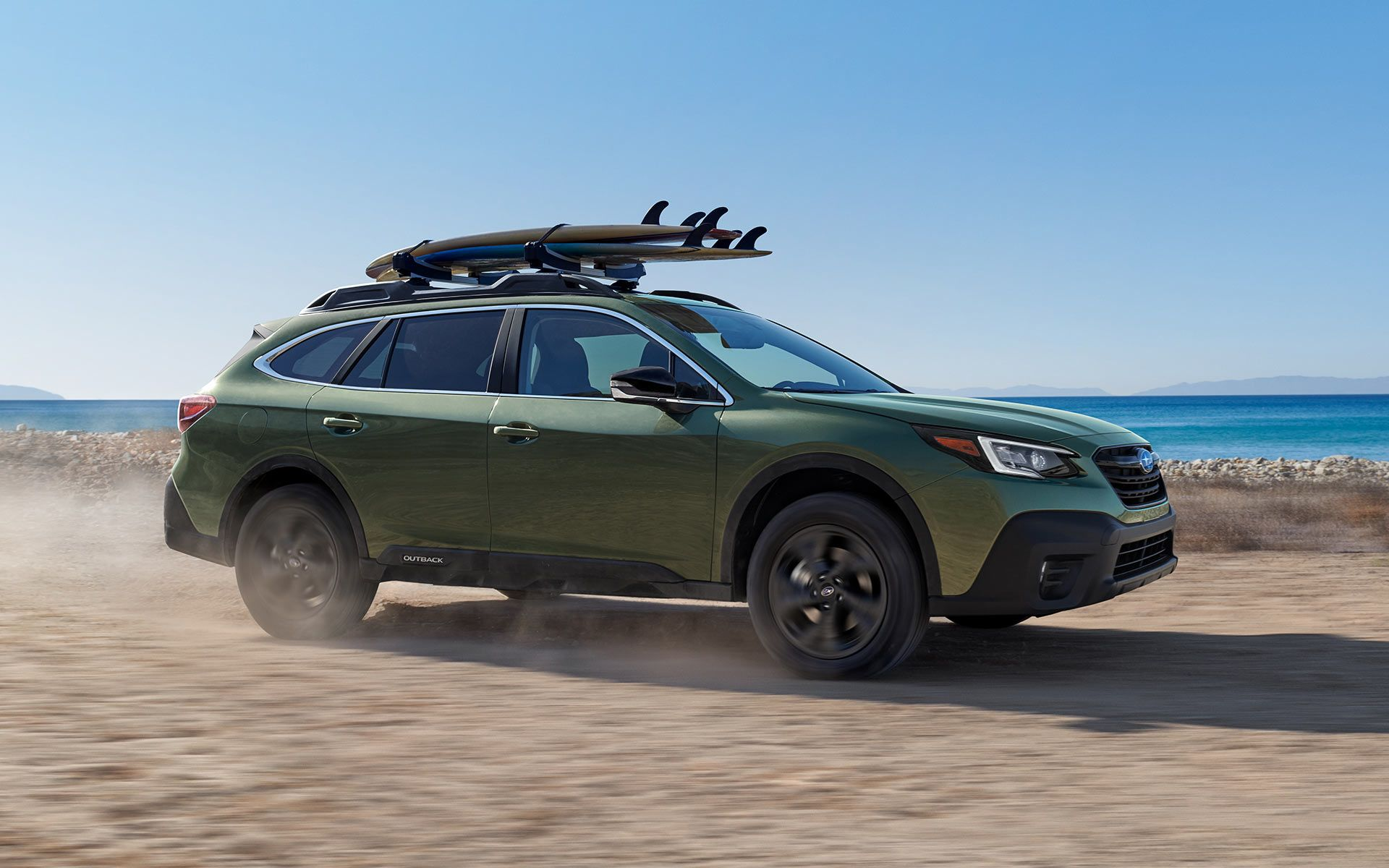 Introducing The All New 2020 Subaru Outback Go Where Love Takes