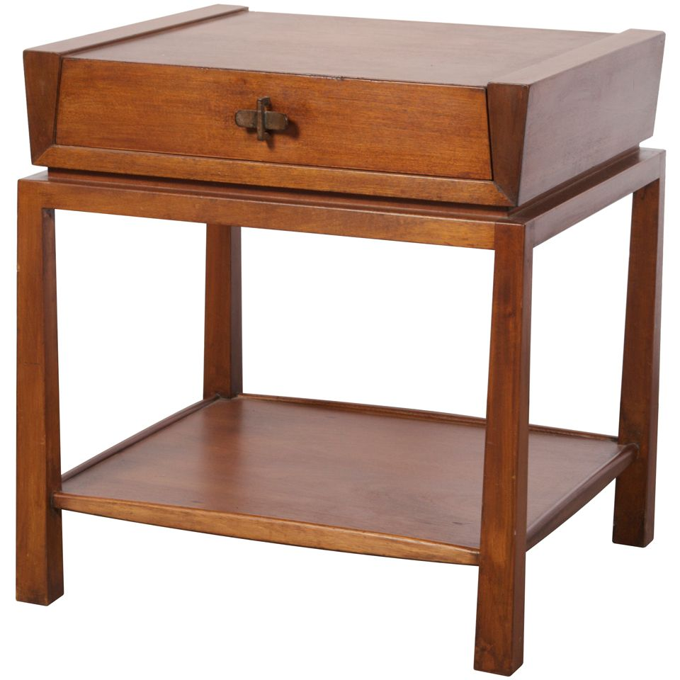Edmund Spence End Table From A Unique Collection Of Antique And