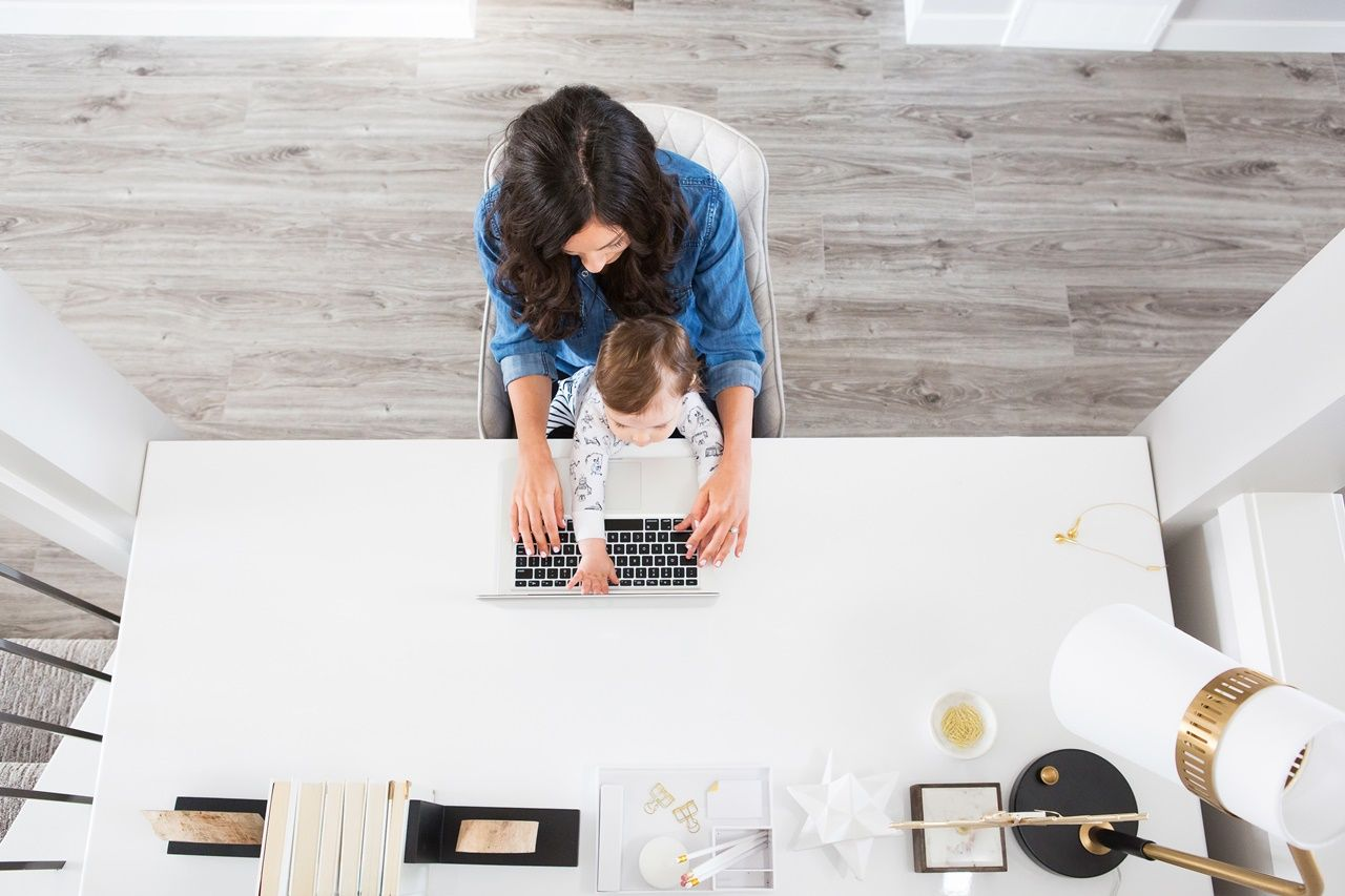 Three tips for managing your time when working from home
