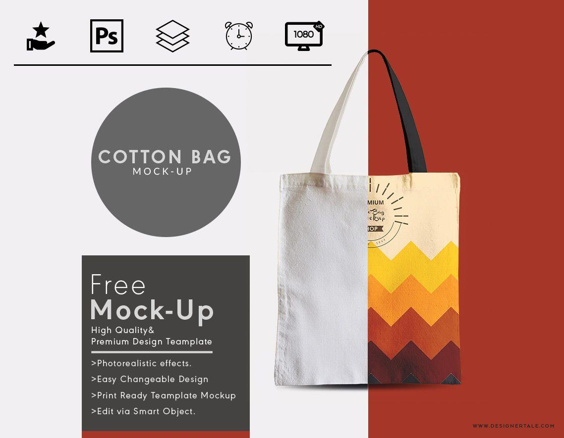 Tote Bag Mock Up Tote Bag Bag Mockup Psd Template Free