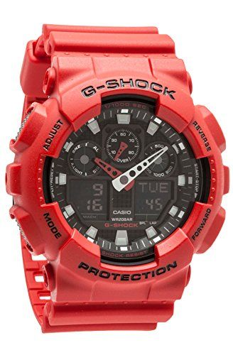 2a09bfe8b266 Great gift idea G-SHOCK Men s GA-100 Limited Edition Watch