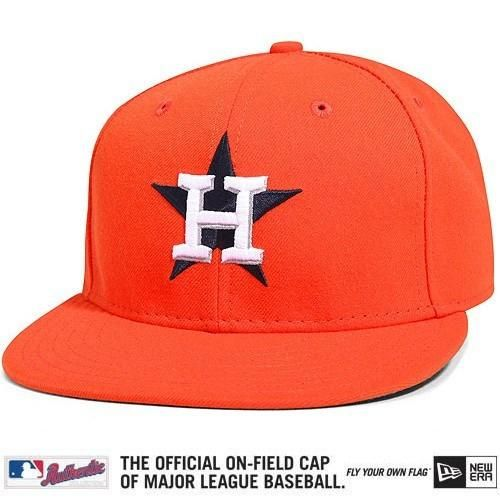 finest selection 56a1b 3dc4e Houston Astros Authentic On Field Alternate 59FIFTY