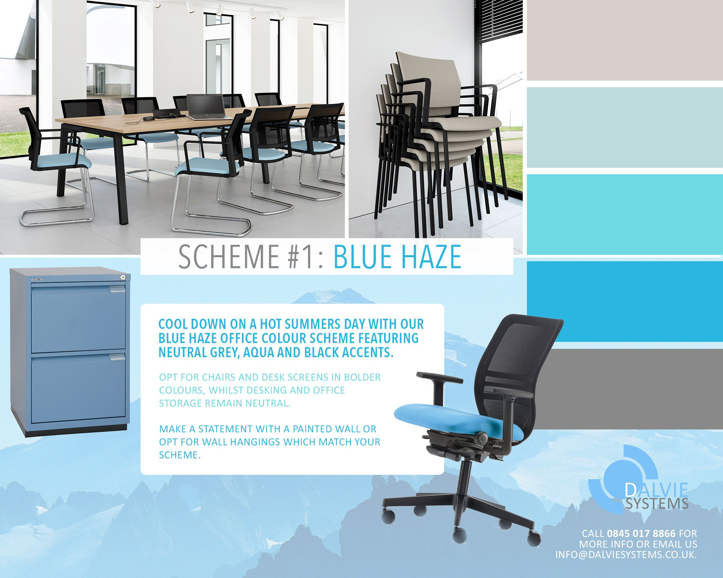 color scheme for office. Color Schemes For Office. #colour #scheme #office #blue #grey # Scheme Office