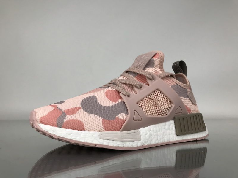 "the best attitude ab0fa f4ea0 Adidas NMD XR1 Primeknit ""Pink Duck Camo"" BA7753 Women ..."