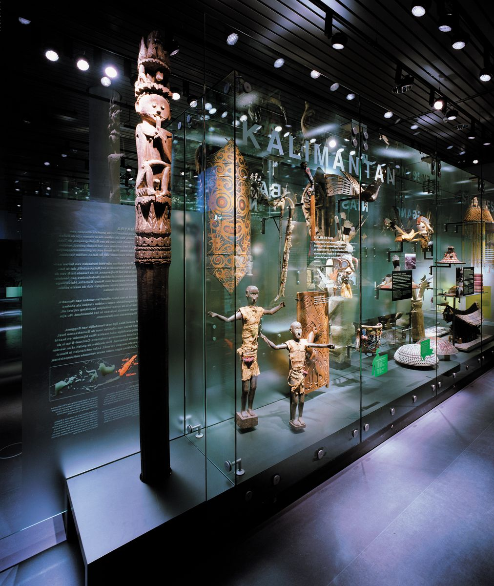 Permanent Exhibitions - National Museum Of Ethnology Leiden Opera Amsterdam