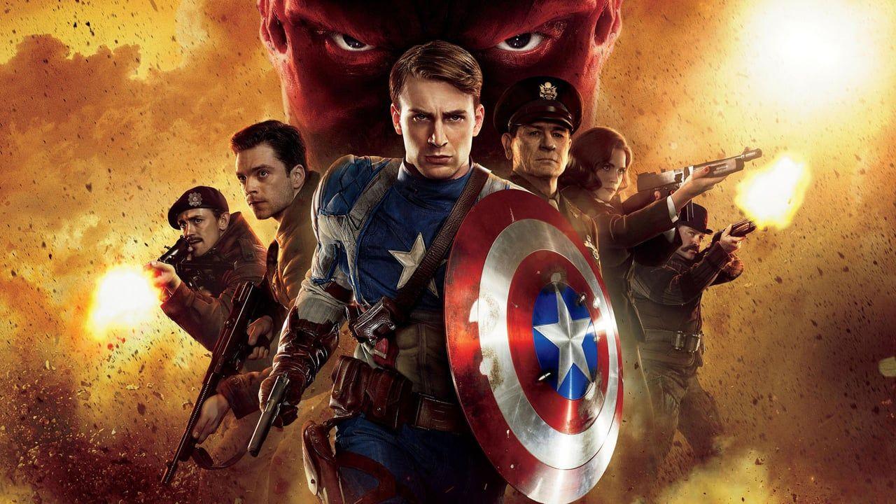 Capitao America O Primeiro Vingador Ordem Dos Filmes Da Marvel