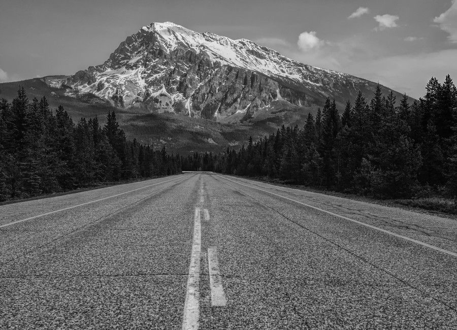 "500px / Photo ""Timeless Road"" by Jeff Clow"