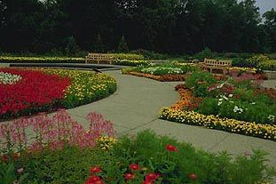 Incroyable Matthaei Botanical Gardens   University Of Michigan Our 350 Acres Include  Four Nature Trails, Mature
