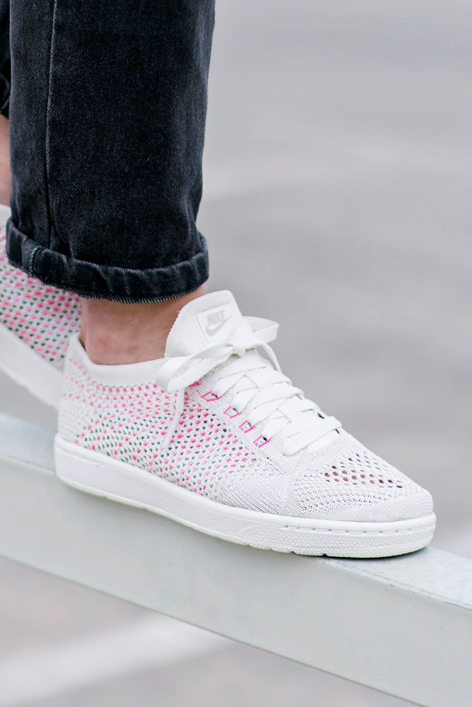 quality design cfa8e f5c39 Nike Court Wmns Tennis Classic Ultra Flyknit sneakers sneakernews