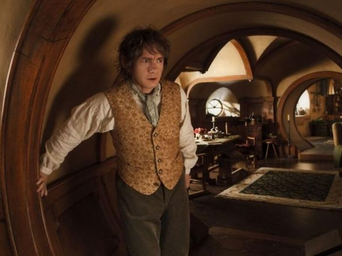 A Bedroom Like Bilbo s  Straight From His Little House in the Shire. A Bedroom Like Bilbo s  Straight From His Little House in the