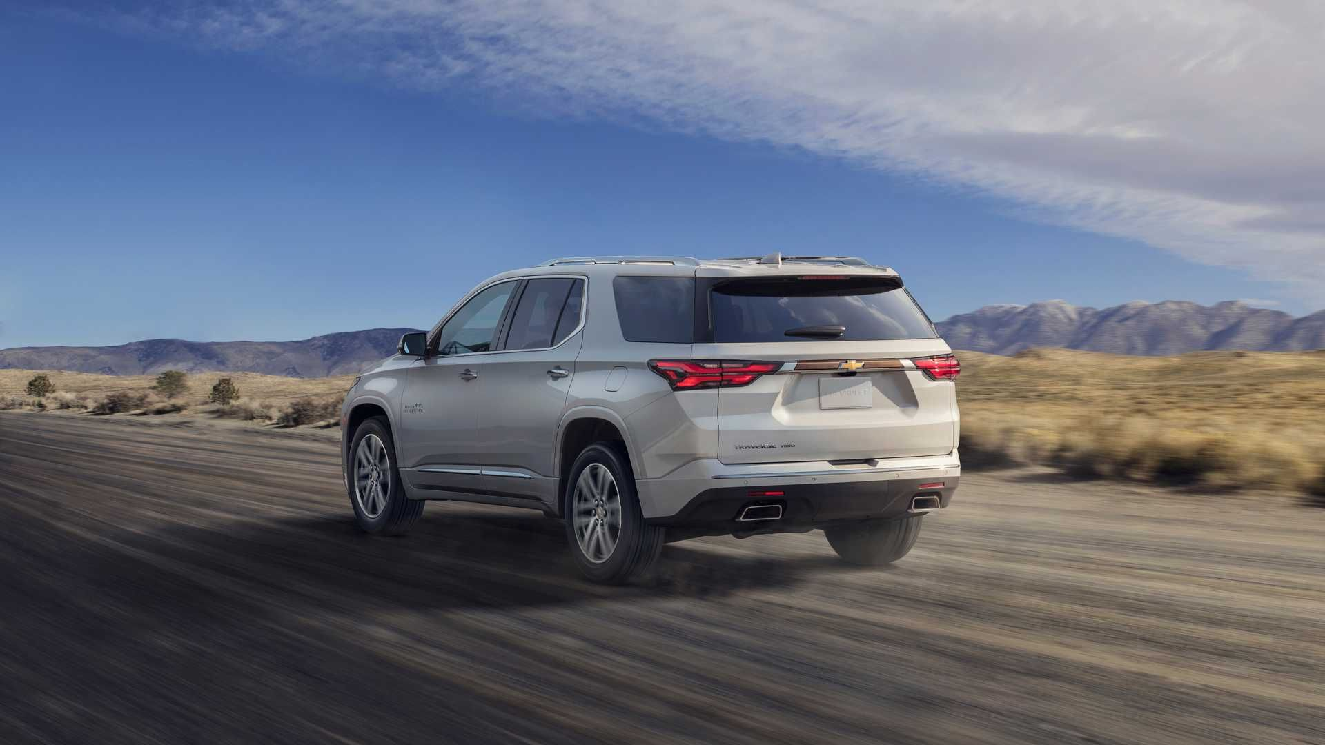 2021 Chevrolet Traverse Adds Safety Gear Style And Cabin Tweaks In 2020 Chevrolet Traverse Chevrolet Ford Mustang Shelby Gt500
