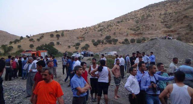 Siirt'te Baraj Kapakları Açıldı: 5 Kişi Öldü 1 Kişi Kayıp