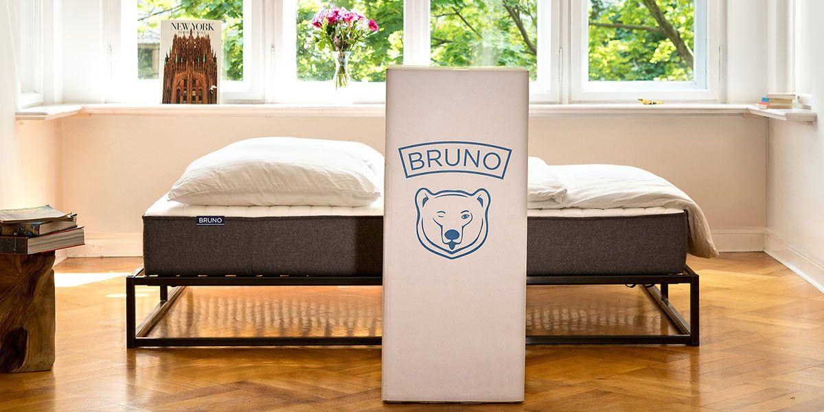 Bruno Metallbett Factory Matratze Bett Bett Ideen
