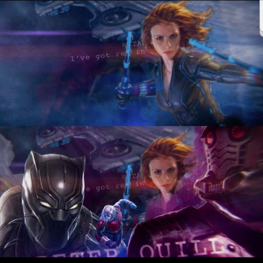 In Avengers Engame 2019 The Characters That Died After The Snap Are Missingfrom The Marvel Logo Animaton Di 2020