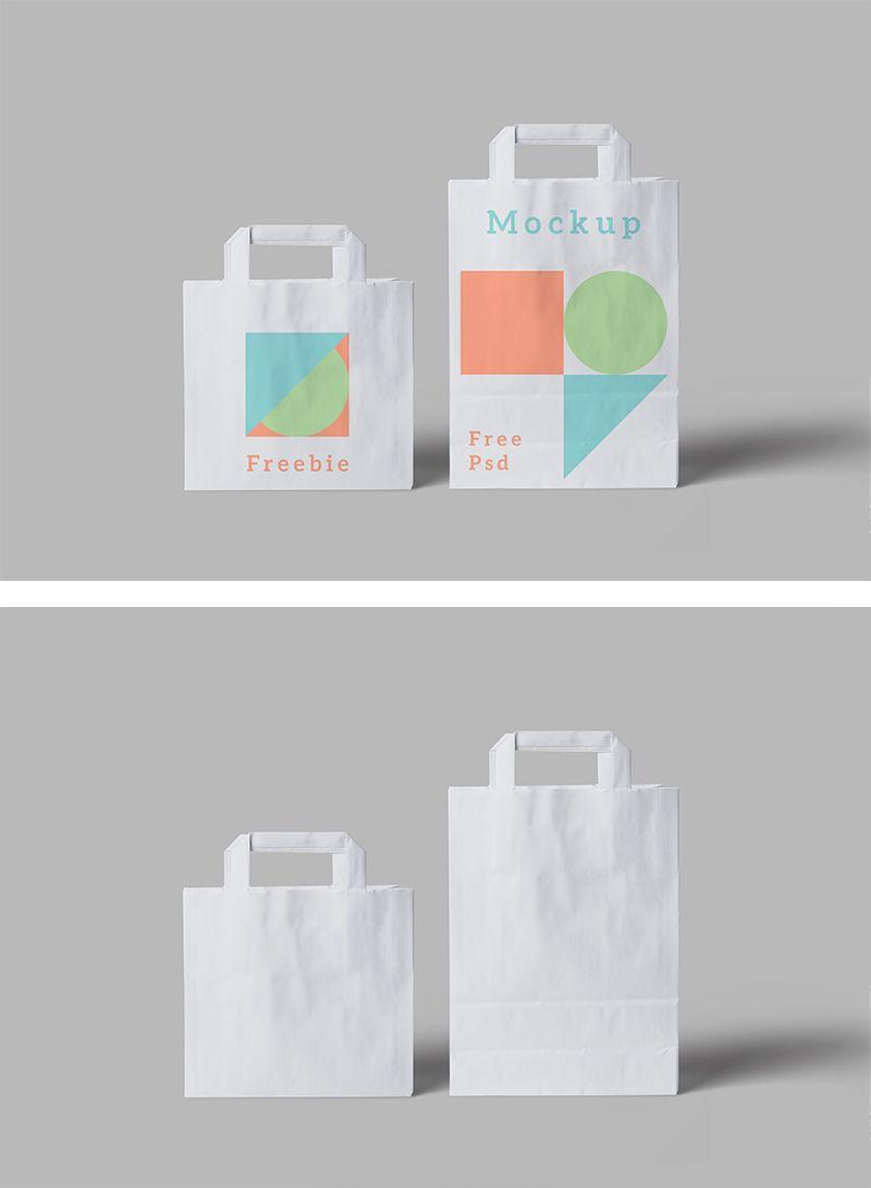 Download Paper Bag Psd Mockup Mr Mockup Graphic Design Freebies Bag Mockup Graphic Design Freebies Paper Bag Design
