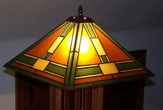 Prairie Lamp Pattern Google Search Stained Glass Lamp Shades