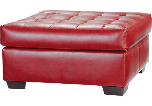 Ottomans U0026 Poufs: Storage, Tufted, Small, Large, Etc. Leather Coffee  TableCoffee ...