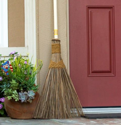 The Ultimate Garden Broom Garden Coconut Biodegradable